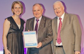 Forrest Badminton Club - Club of the Year Nominee at the Greater Manchester Sports Awards 2010