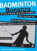 Birmingham Badminton Bonanza 2012
