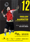 English National Badminton Championships 2012 - REMINDER
