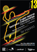 English National Badminton Championships 2013