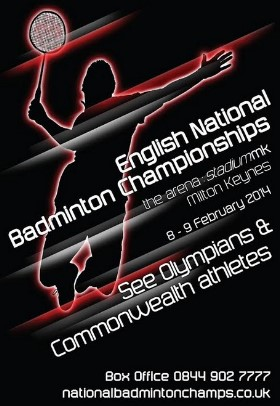 English National Badminton Championships 2014
