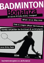 Liverpool Badminton Bonanza 2012