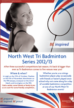 North West Tri Badminton Series 2012/13