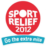 The Badminton Mile for Sport Relief 2012