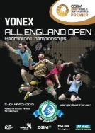 Yonex All England Open Badminton Championships 2013