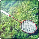Play badminton this summer
